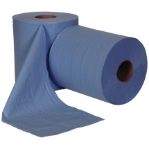 1 Ply Blue Centrefeed 300m