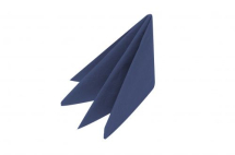 COCKTAIL NAPKIN 24CM 2PLY NAVY BLUE