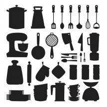 Kitchenware & Chef Knives