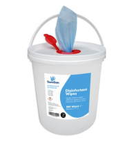Disinfectant & Sanitiser Wipes