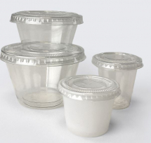Portion Pots & Lids