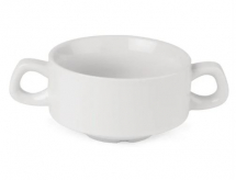 ATHENA HOTELWARE STACKABLE SOUP BOWL 10OZ