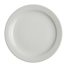 ATHENA HOTELWARE NARROW RIMMED PLATES 284MM X36