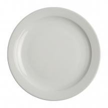 ATHENA HOTELWARE NARROW RIMMED PLATES 284MM X6