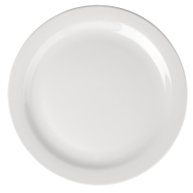 ATHENA HOTELWARE NARROW RIMMED PLATE X12  6.5oz