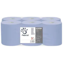 BLUE ROLL CENTREFEED 2PLY 135 METRES