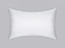 WHITE PERCALE PILLOW CASE HOUSEWIFE