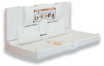 BABY CHANGING UNIT HORIZONTAL WHITE