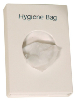 HYGIENE BAGS TO FIT IN DISPENSER **SINGLE PACKS**