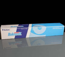SILICONE BAKING PARCHMENT WHITE PAPER 18inch x 75M ROLL
