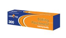 12inch SILICONE BAKING PARCHMENT PAPER X 75MTR