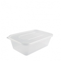 MICROWAVE CONTAINER & LID 500CC