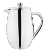 INSULATED STAINLESS STEEL CAFETIERE 6CUP 750ML