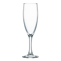 PRINCESA FLUTE GLASS 5.25OZ/150ML LINED AT 125ML CE