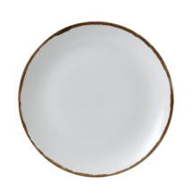 DUDSON HARVEST NATURAL COUPE PLATE 10.2inch