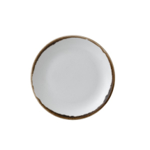 DUDSON HARVEST NATURAL COUPE PLATE 6.5inch