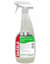 CLOVER DAZZLE STAINLESS STEEL CLEANER & POLISH 750ML