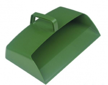 300mm LARGE DUSTPAN GREEN