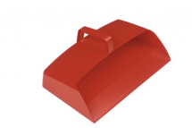 300mm LARGE DUSTPAN RED