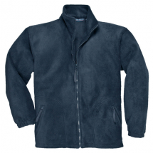 ARGYLL HEAVY FLEECE NAVY SMALL F400