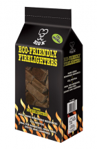 FIRE LIGHTERS ECO FRIENDLY x96