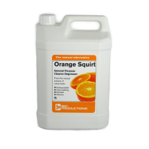 ORANGE SQUIRT GENERAL PURPOSE CLEANER 5LTR