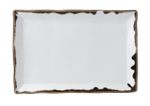 DUDSON HARVEST NATURAL RECTANGULAR TRAY 13.6X9.2inch