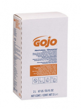 GOJO NATURAL SCRUB HAND CLEANER 2LTR
