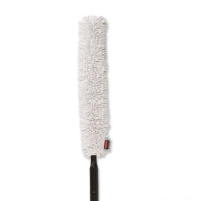 QUICK-CONNECT FLEXI DUSTING WAND WITH MICROFIBRE SLEEVE