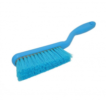 HAND BRUSH MEDIUM/STIFF 317MM BLUE
