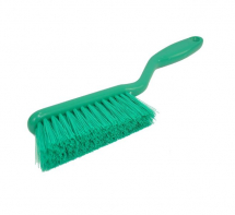 HAND BRUSH MEDIUM/STIFF 317MM GREEN