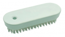 Professional Stiff 122mm Nail Brush WHITE