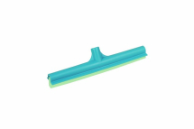 HYGIENE FLOOR SQUEEGEE 400MM BLUE