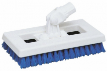 INTERCHANGE DECK BRUSH BLUE 9.25inch