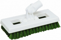 INTERCHANGE DECK BRUSH GREEN 9.25inch