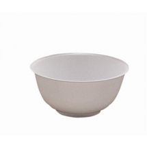 POLYPROPYLENE WHITE MIXING BOWL 4.5 LTR