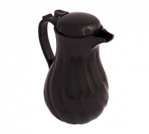 INSULATED COFFEE SERVER 2LTR 64OZ BLACK