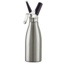 STAINLESS STEEL DELUXE CATERING CREAM WHIPPER 1LTR