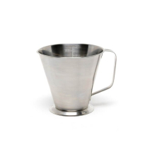 STAINLESS STEEL GRADUATED JUG 0.5L