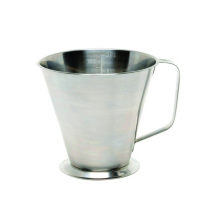 STAINLESS STEEL GRADUATED JUG 1L