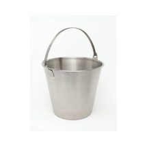 STAINLESS STEEL 12L BUCKET