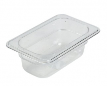 1/9 POLYCARBONATE GN PAN 65MM CLEAR