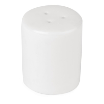 ATHENA HOTELWARE PEPPER SHAKER 2inch WHITE X12 CC216