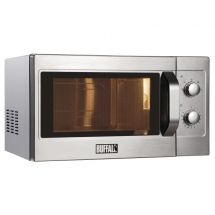 BUFFALO 1100W MICROWAVE OVEN MANUAL COMMERCIAL