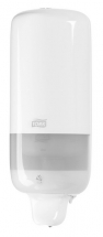 TORK PLASTIC SOAP DISPENSER 1LTR