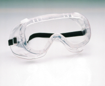 SAFETY GOGGLES SA125 INDIRECT VENTILATION