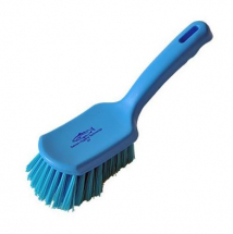 Premier Medium 254mm Short Handled Brush Blue