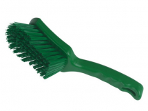Premier Medium 254mm Short Handled Brush GREEN