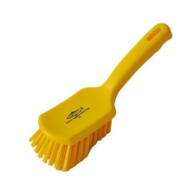 Premier Medium 254mm Short Handled Brush YELLOW