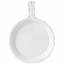 PRESENTATION PAN 25.5CM 10inch SIMPLICITY (WHITE) 11010866